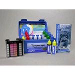 Complete Test Kit For Chlorine, Bromine,Ph, & All Water Balance Test