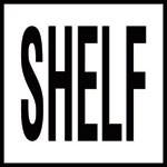 SHELF - 4 inch letters - Smooth Ceramic Depth Markers, Factory Skid-Resistant and Frost Resistant - WATERLINE